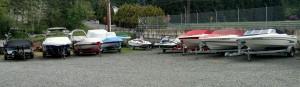 Boats at Shop